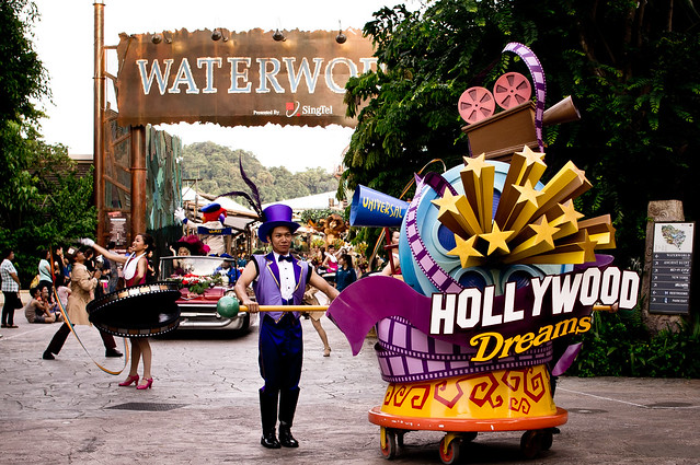 Hollywood Dreams Parade (April 2012)