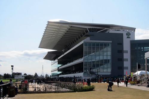中京競馬場ペガサススタンド