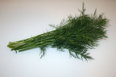 10 - Zutat Dill / Ingredient dill