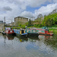 Sowerby Bridge Wharf by Tim Green aka atoach