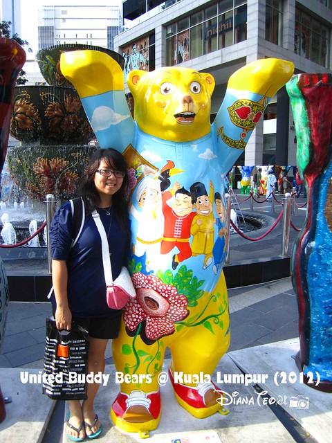 United Buddy Bears @ KL 12