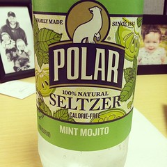 Oh Polar, you win. #Polar #mojito