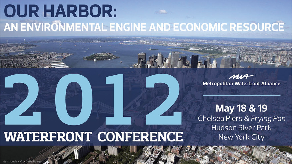 2012 Waterfront Conference