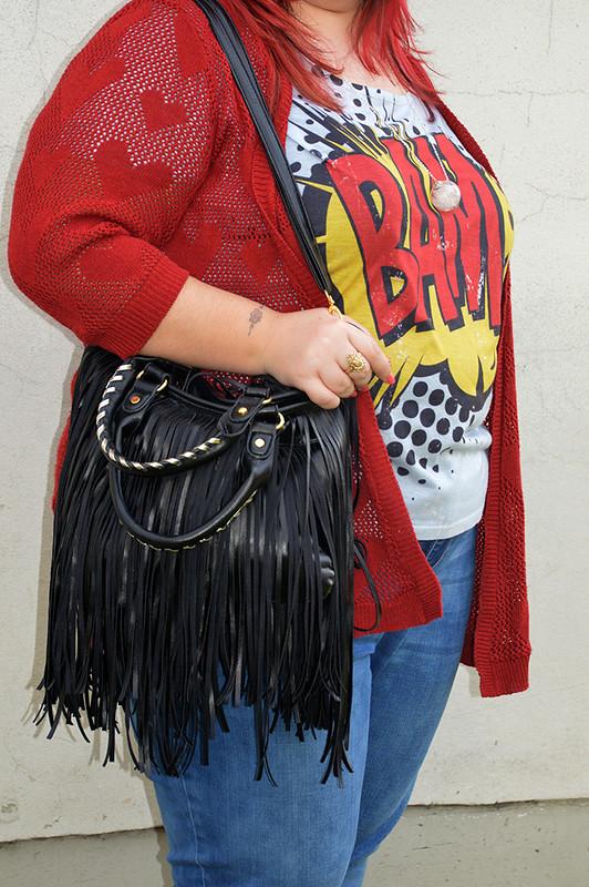 outfit jeans e bordeaux6