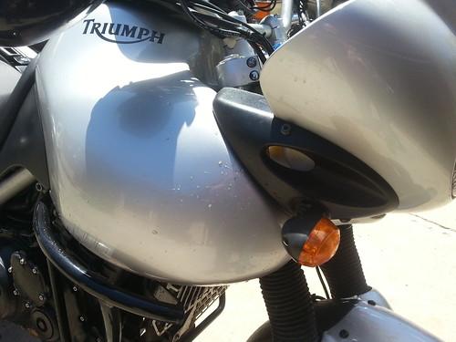 Intermittent Overheating Tiger Triumph Forum Triumph Rat