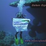 Scufundari - scuba diving Marea Rosie