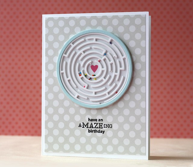 PTI~The Amazing Stamp Set + dies