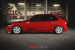 Tony Hos EK Race Civic