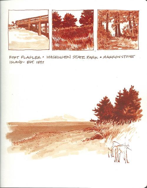 2016_05_07 Fort Flagler State Park
