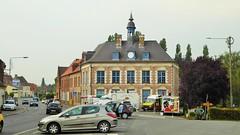 Morbecque, France  .- La Mairie