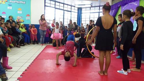 Escola Municipal Udir Cantu - Homenagem às Mães