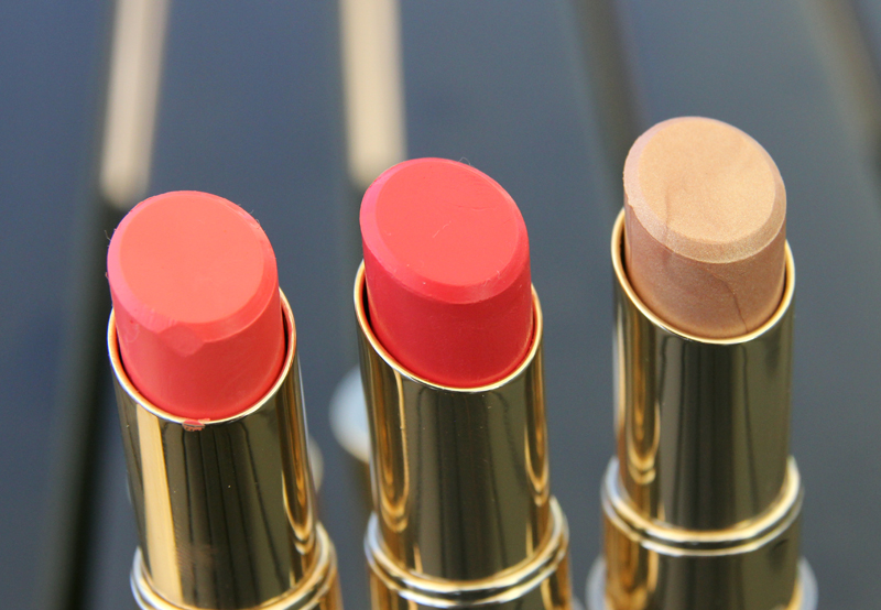 Estée Lauder Lip & cheek summer glow1