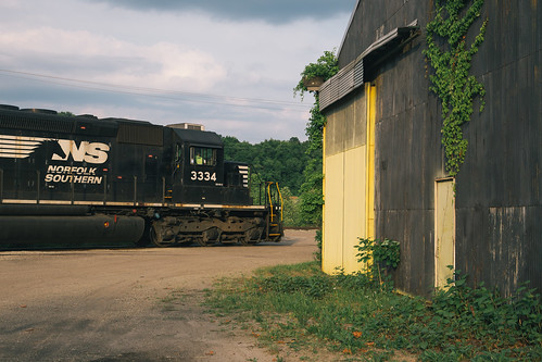 NS 3334 in Donora