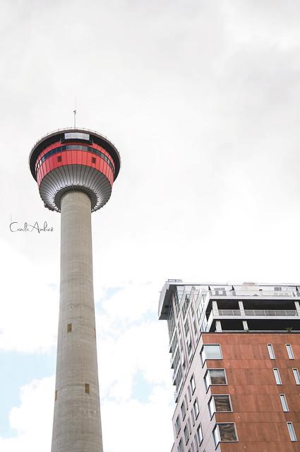 Calgary Tower #3