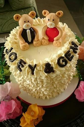Eannie's Cute Cake