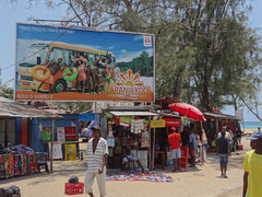 Local Shops, Tofo Beach, Mozambique