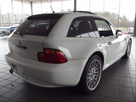 1999 Z3 Coupe | Alpine White | Walnut