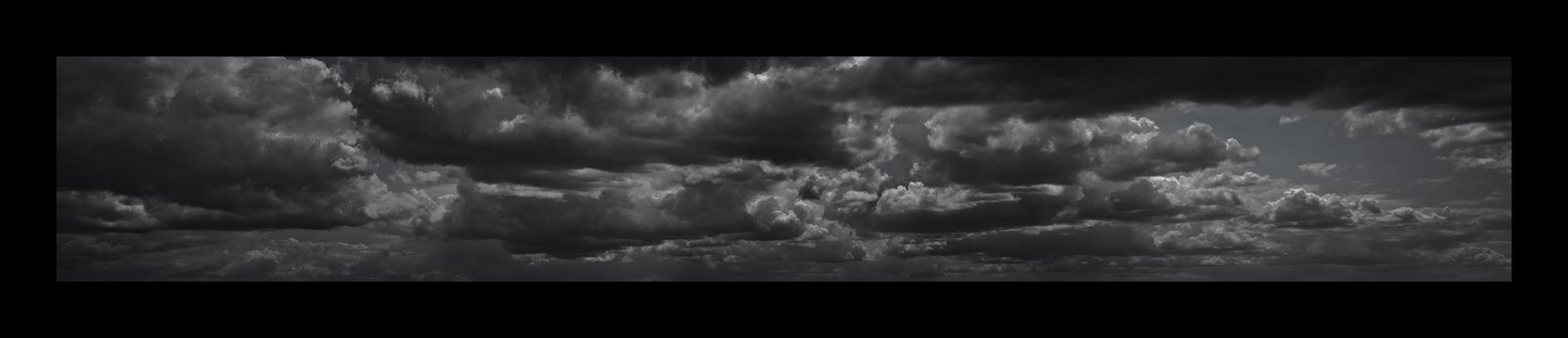 Cloud Panorama by Nicholas M Vivian