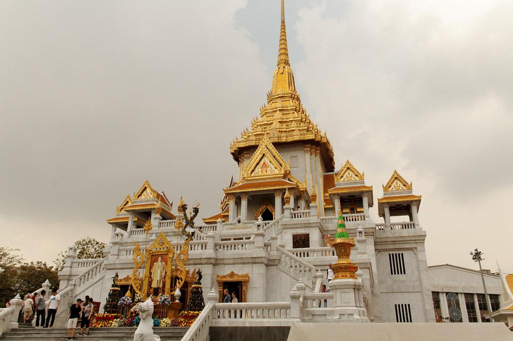 Wat Traimit Witthayaram Wora Wiharn  Bangkok, Thailand - SkyscraperCity