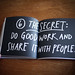 "Steal Like An Artist - ""Do good work and share it with people"" by Austin Kleon"