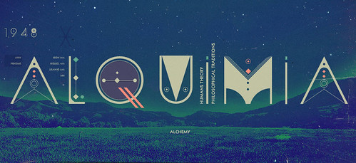 Alquimia Font / HypeForType Exclusive / Luis Torres by www.HypeForType.com
