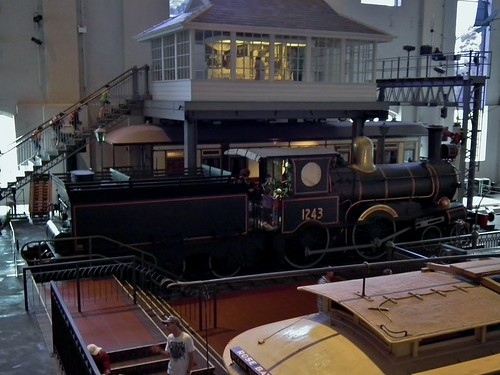 1882 NSW Steam Locomotive No 1243