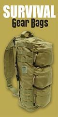 Survival Gear Bags