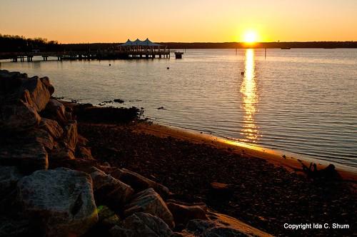 sunset water photography bay harbor pier washingtondc dock nikon wintersunset maryland ida shum d300 hss colorsinthesky nationalharbor alongthewater idashum slidersunday idacshum