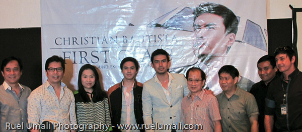 Christian Bautista First Class Album-2