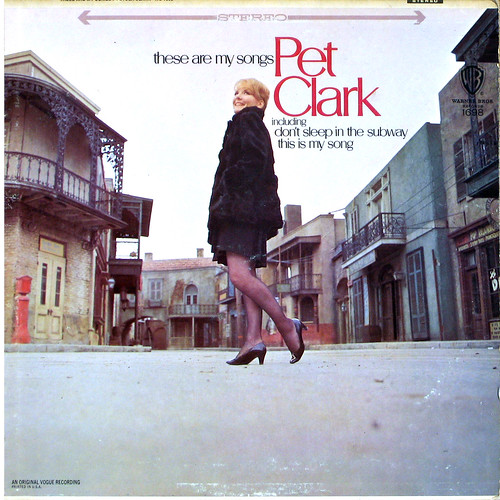 Pet Clark Estranges Homeys