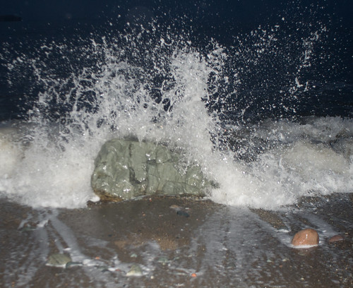 Splash along Saints' Rest Beach at 7:00 a.m., Saint John