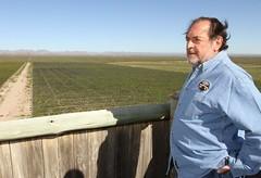 San Rafael: El prestigioso enólogo Michael Rolland visitó la finca San Rafael Arcángel