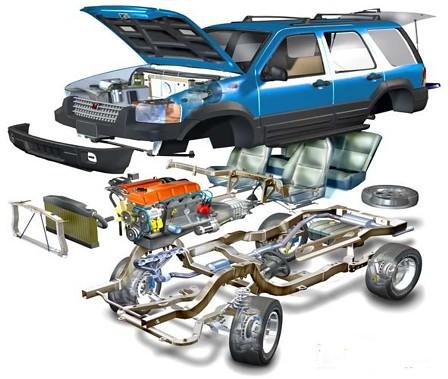 Auto Parts Shop