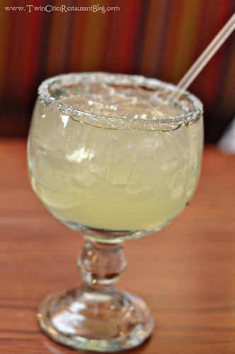 House Margarita at La Casita ~ Roseville, MN