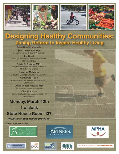 MPHA's ActFRESH Zoning Reform Event