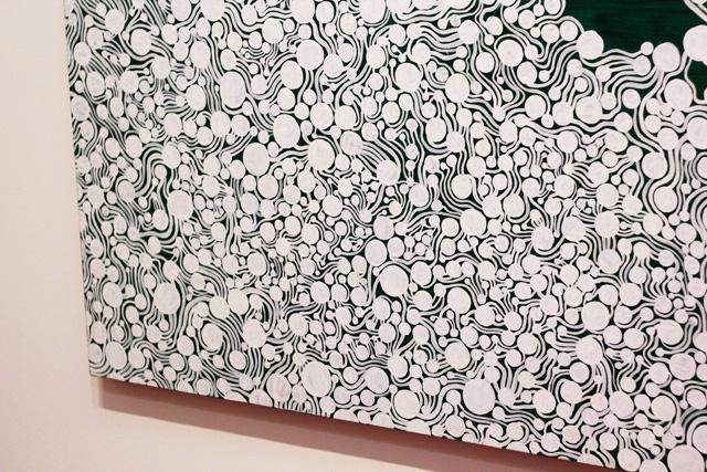 yayoi kusama exhibition tate modern dots spots