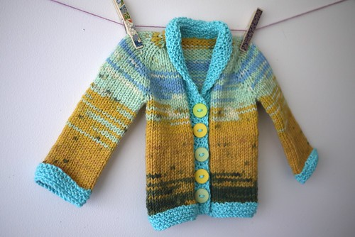 Baby Sophisticate Jacket