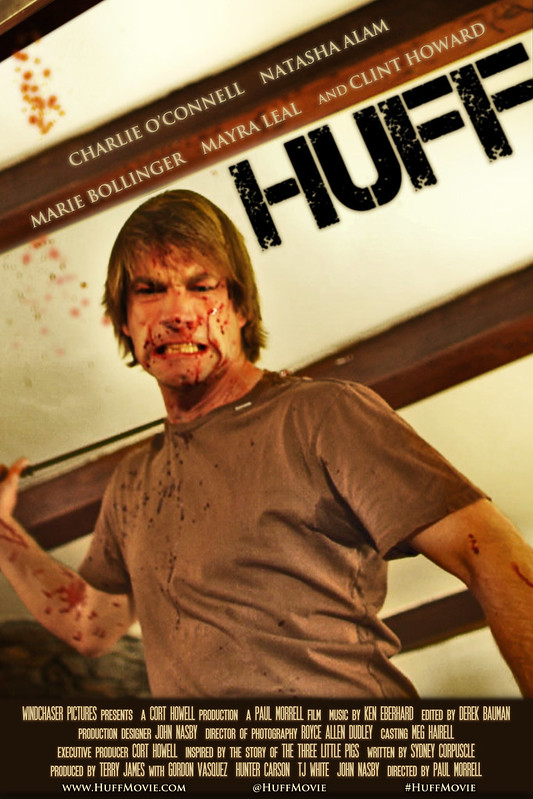 HUFF Movie, Official Poster