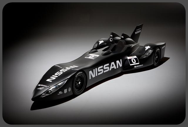 2012 NISSAN DELTAWING for Le Mans--1
