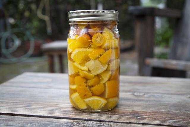 Citrus Liquer
