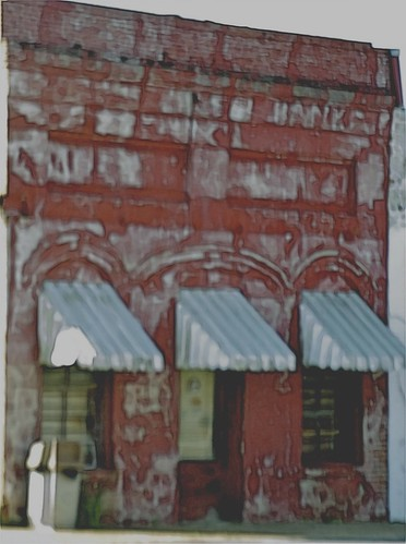 Abandoned store, Clio, Tenn.