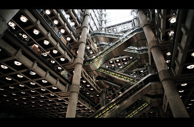 Lloyd's of London.