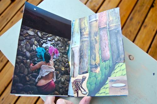 book card p. 4 & 5
