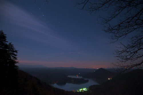 chris mountain lake tree night stars photography star nikon long exposure kaskel tn d tennessee 5000 ocoee chilhowee benton mnt d5000