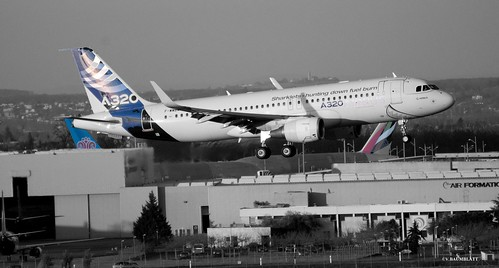 A320 Sharklets in effects