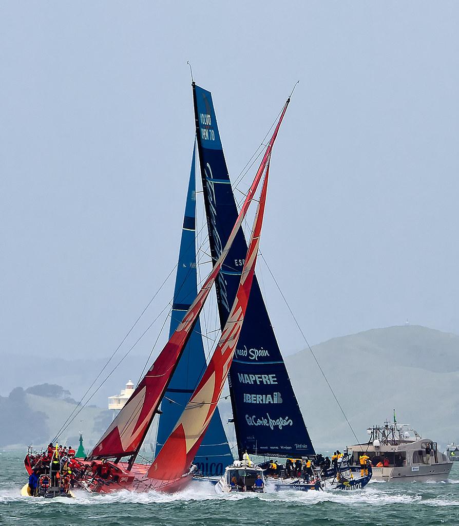 Volvo Ocean Race 2012