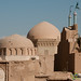 Skyline of Jameh Mosque - Yazd, Iran