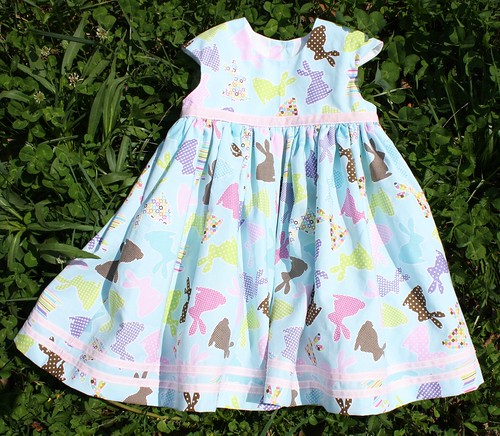 Easter Bubble Dress