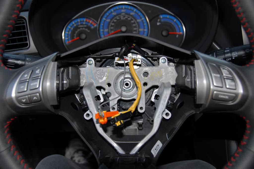 U0026 39 09- U0026 39 13  Steering Wheel Audio Controls