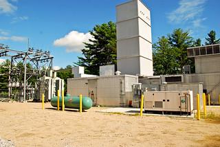 White Lake Gas Turbine